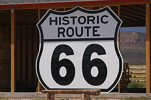 standard route 66 tour bike motorcycle, self guided