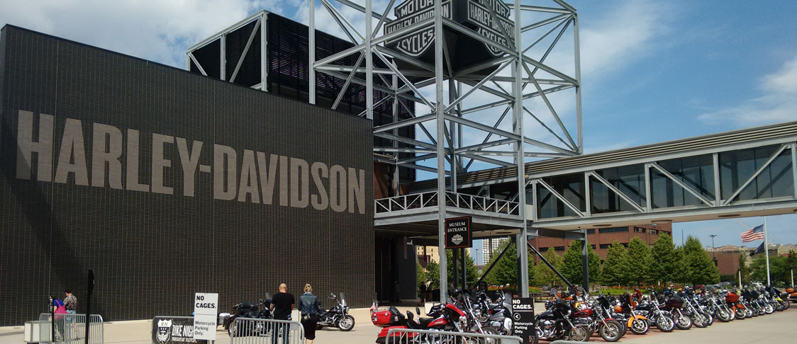 Harley Davidson Museum In Milwaukee