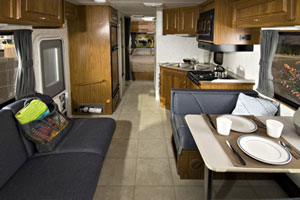 motorhome rv rental on route 66