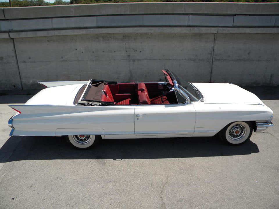 Classic cadillac car rental los angeles