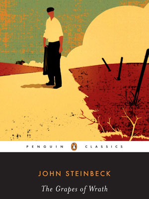 The Grapes of Wrath, book