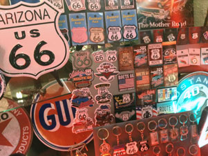 route 66: Amarillo, Cadillac Ranch
