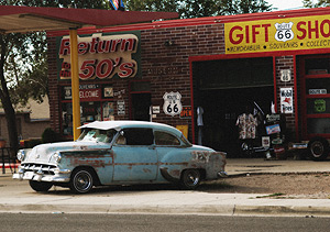 route 66: Williams