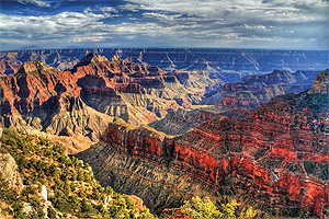 route 66: Grand Canyon