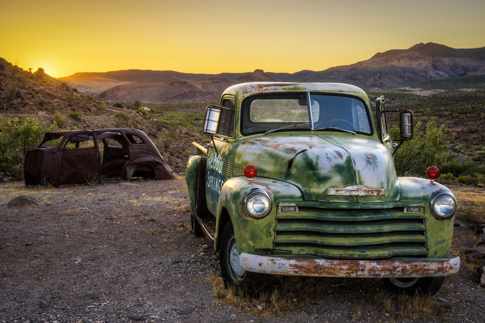 route 66 wrecks