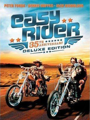 Easy Rider (1969), route 66